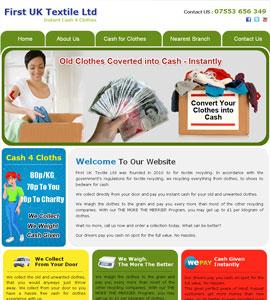 Charity & Non Profit Web design & development company