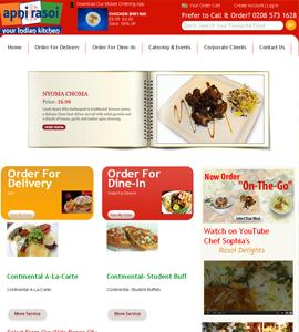 Pubs & Bars Web design & development company