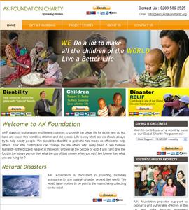 Religious & Spiritual Web design & development company