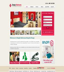 Home & Garden Web design & development company