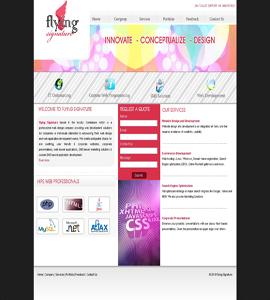 It & Telecom Web Design & Development Company