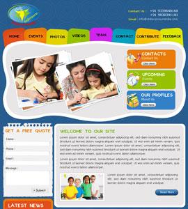 Education & Career Web design & development company