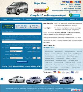 Transport & Logistics Web design & development company